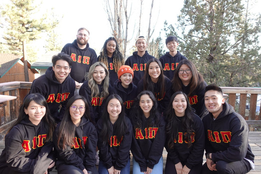 AIP Big Bear Retreat