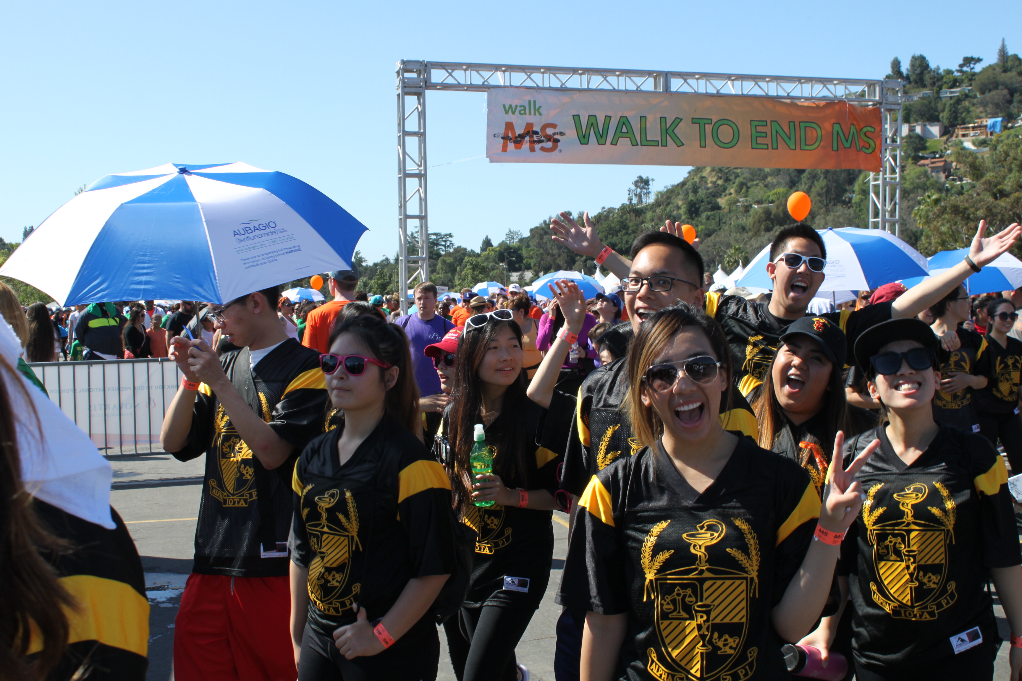 Walk to End MS