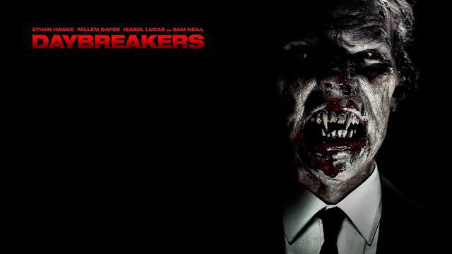 Daybreakers Poster_Photography Ben Rothstein _Dental prosthetics designed and created by Jac Charlto