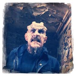 I'Frankenstein Special make up effects by MEG  Make up effects group Sydney