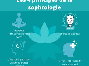 Les 4 principes de la sophrologie