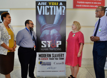 Continuing The Fight Against Human Trafficking!