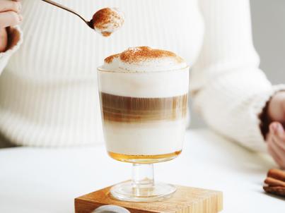 Cinnamon Honey Latte