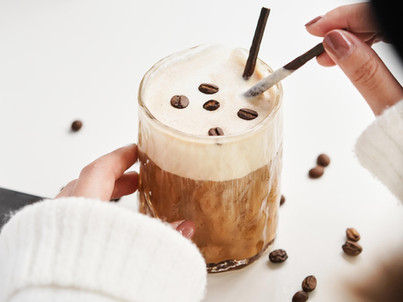 85℃ Copycat: Salted Cream Coffee