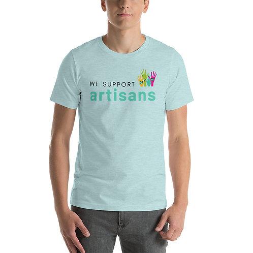 Short-Sleeve Unisex T-Shirt - LOGO