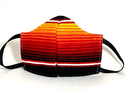 Handmade Artisan Face Mask - Colorful