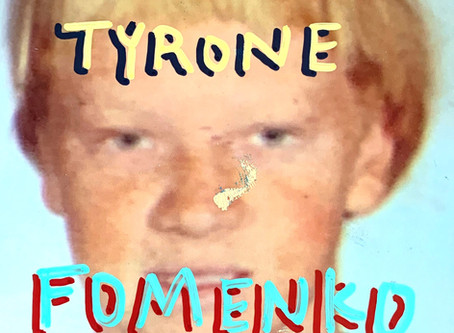 Catching up With Tyrone Fomenko