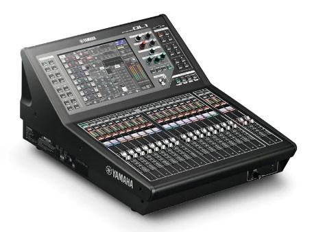 MFi Pro - QL-1 Digital Mixing Console