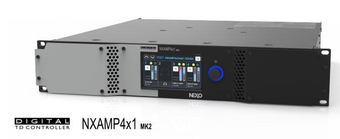 MFi Pro - NEXO NXAMP4X1MK2