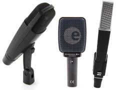 MFI Pro - Sennheiser Studio Instrument Microphones