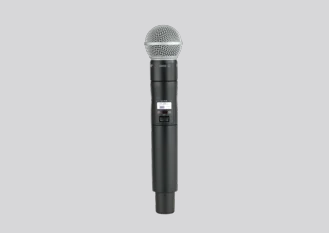 MFi Pro - Shure ULXD4Q - SM58