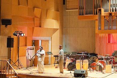 MFi Pro in the Green Mountain State - Pt 1. Custom AV at the UVM Recital Hall