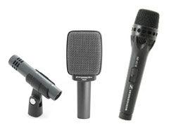 MFi Pro - Sennheiser Live Instrument Microphones