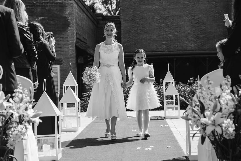 Ceremonia de casamiento