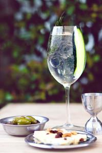 fotografía de cocktails