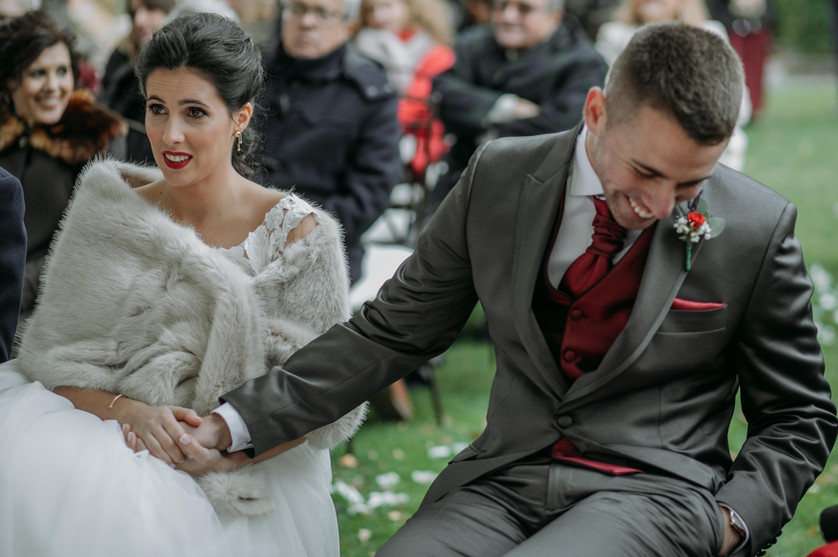 Madrid Wedding