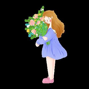 Lovepik_com-401720267-girl-holding-flowe