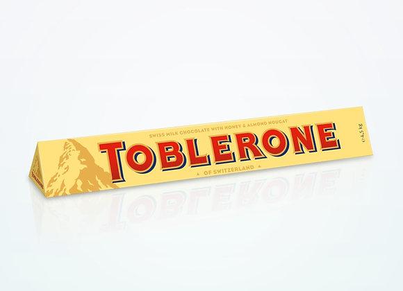 Шоколад Toblerone молочный
