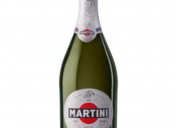 Вино игристое Martini Asti белое сладкое 0,75л
