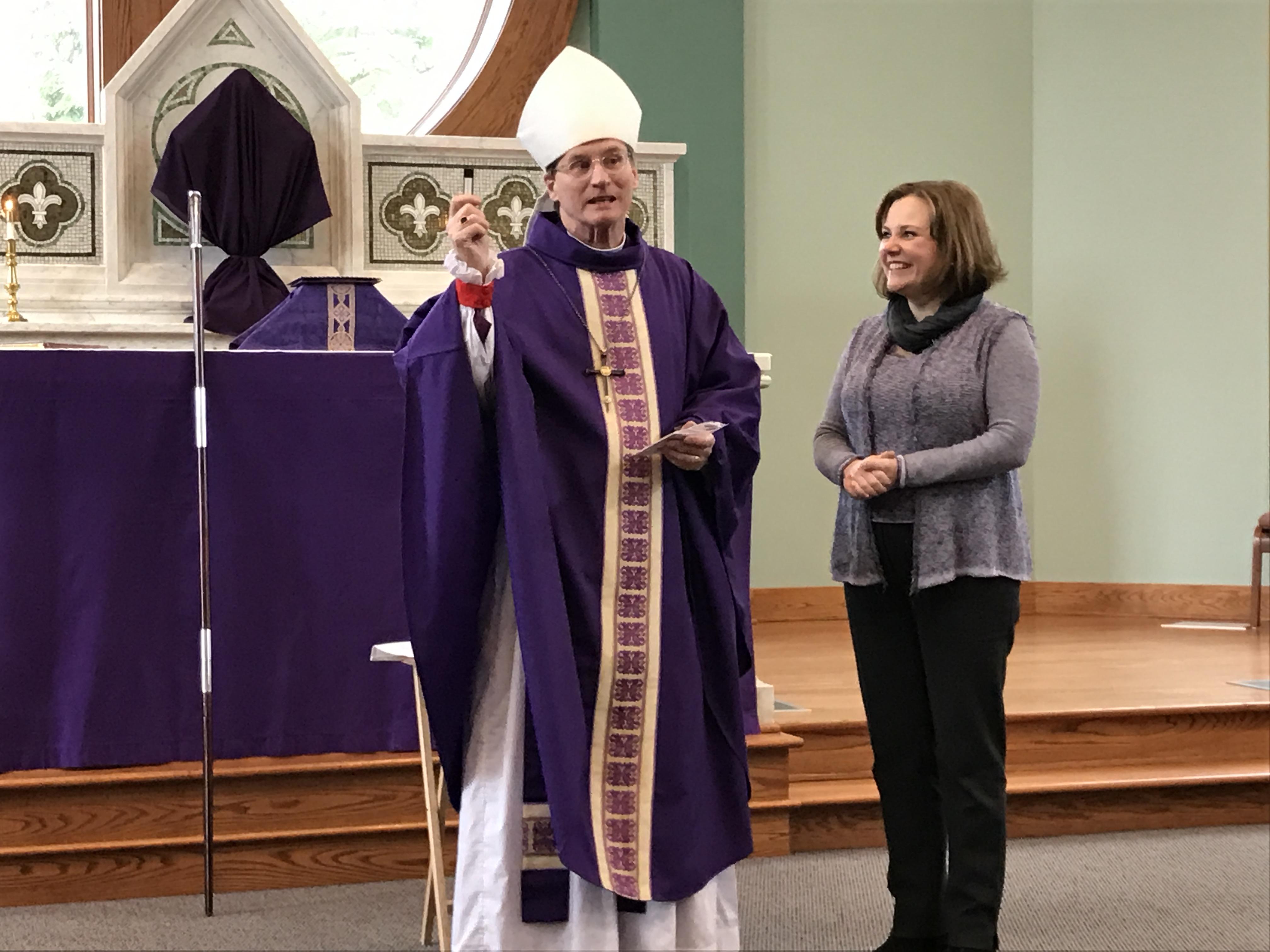 Evangelism Conf 2017 - Bishop and Carrie