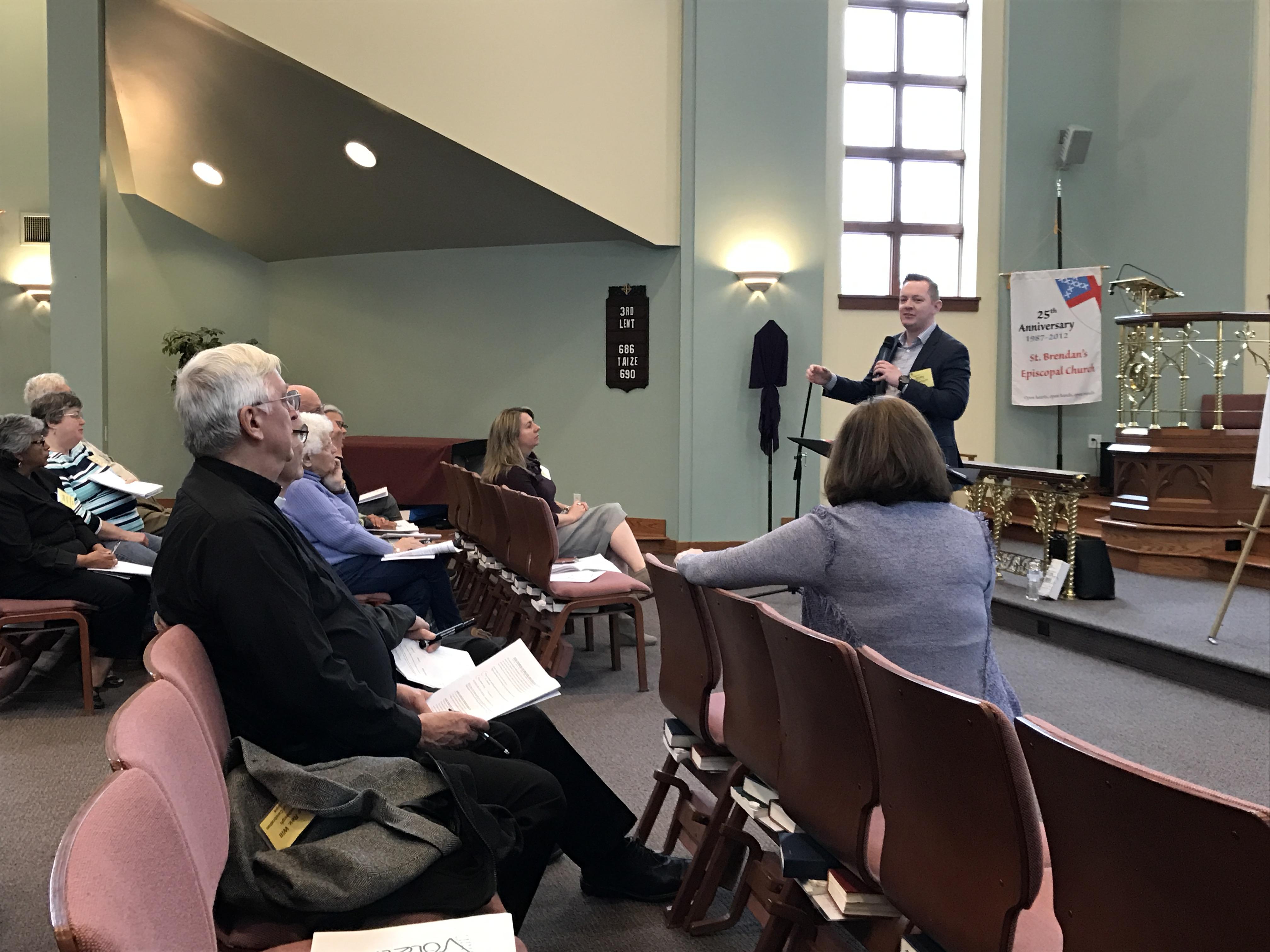 Evangelism Conf 2017 - speaker 2