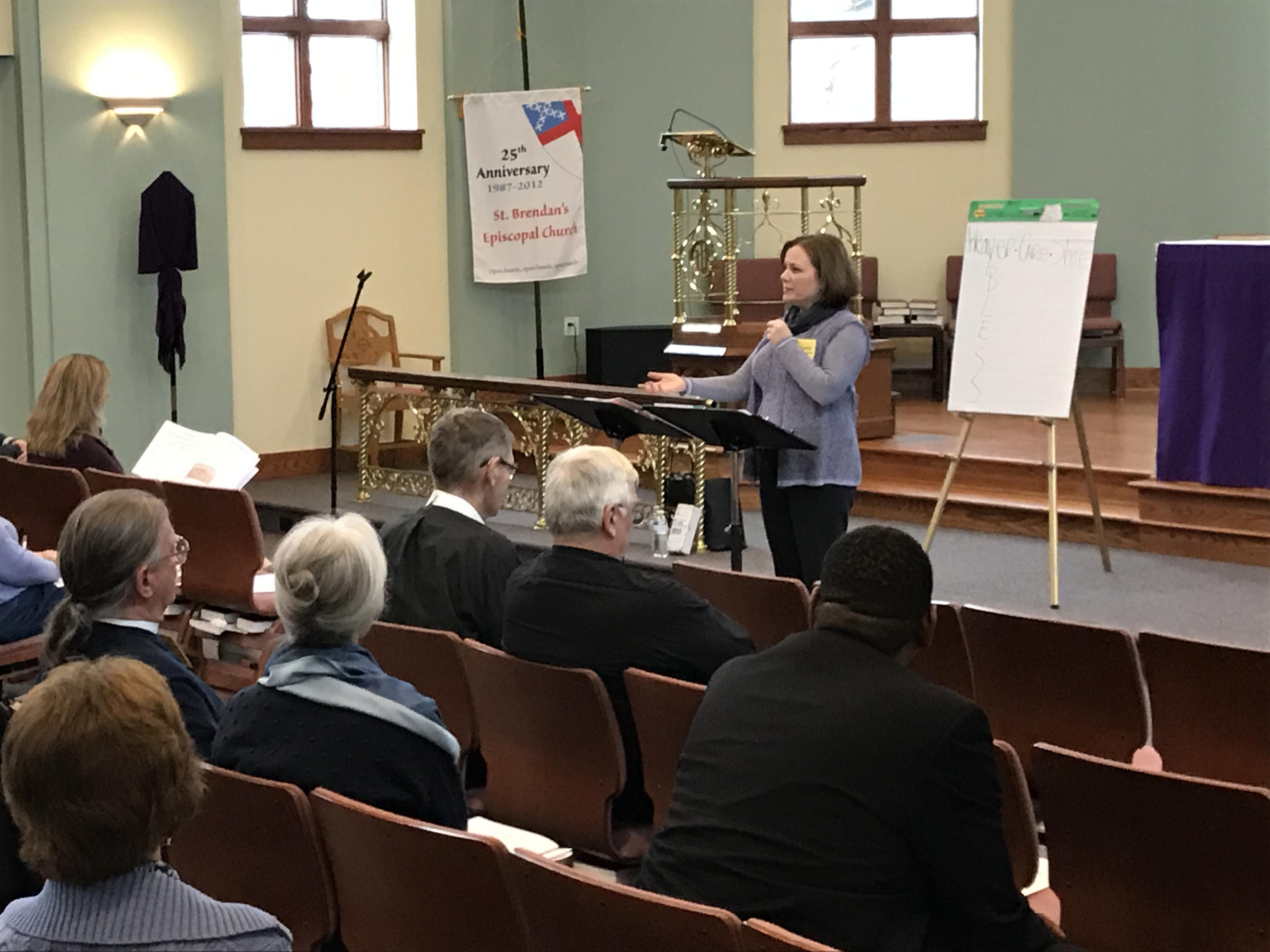 Evangelism Conf 2017 - Carrie speaker