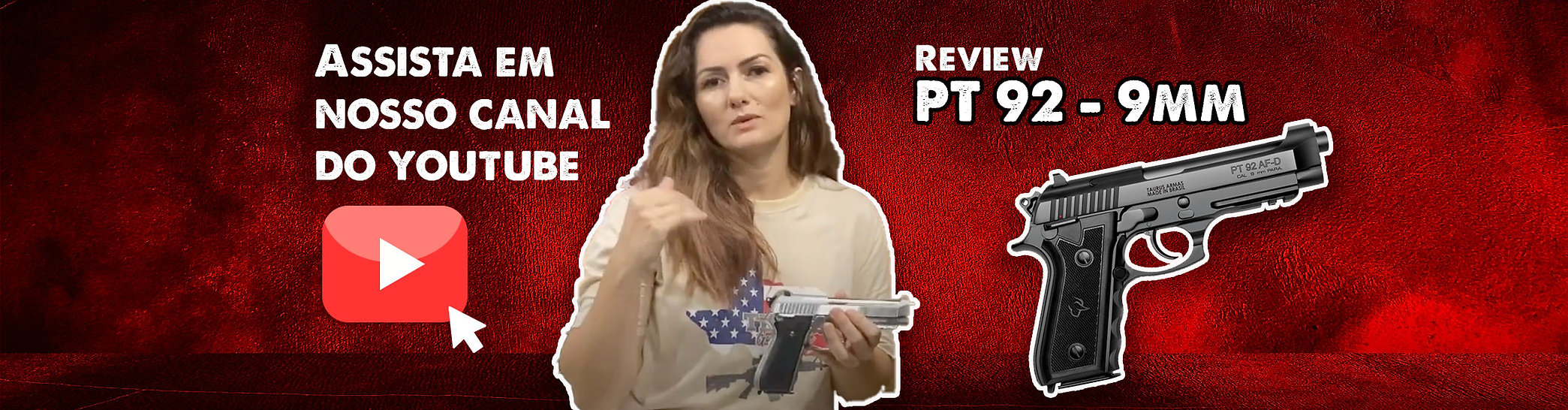 Review PT 92 - 9mm