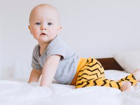 自重トレーニングの天才は赤ちゃん