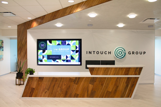 Small Changes Deliver a Large Branding Impact for Intouch Solutions