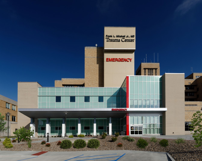 University Hospital Unifies Campus Aesthetic with Visioning Process
