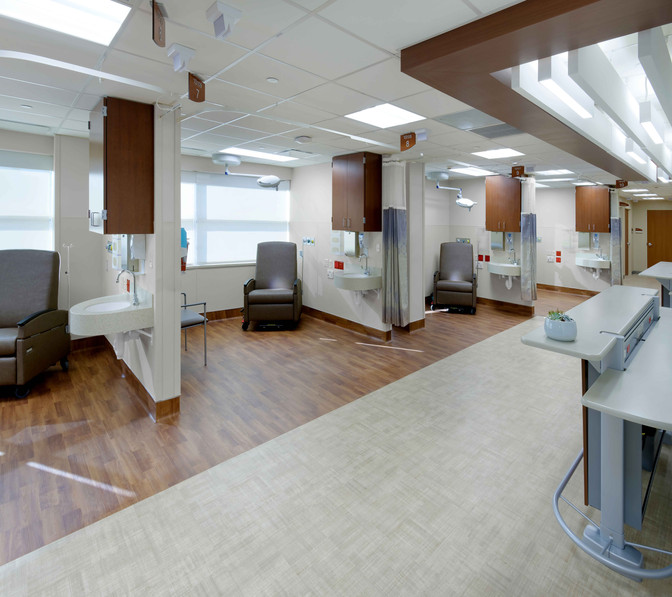 New Operational Models Transform Traditional Emergency Department Design