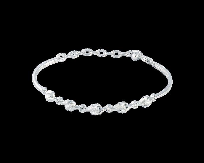 5 Link Diamond Bracelet