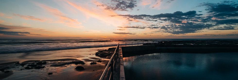 Sunrise, Wombarra Pool