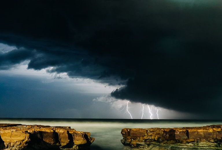 Storms Over Bulli