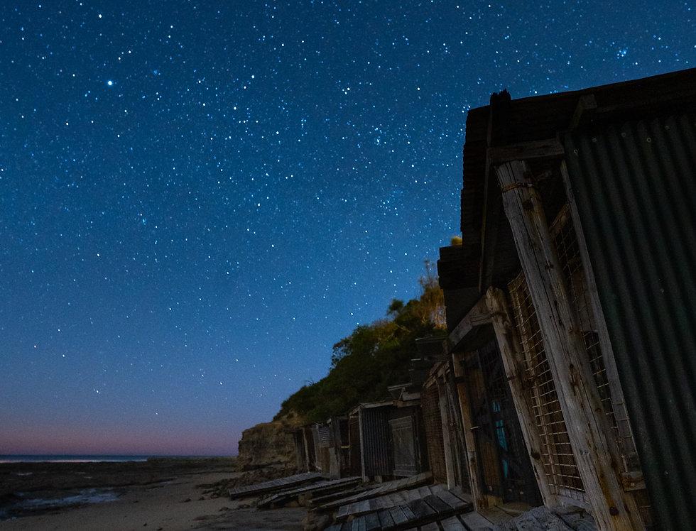 Stars Over Sandon Point