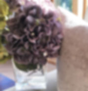 Photo fo a hydrangea in Thistlegrey Interiors, Clavering, Essex, Interior Design, Beautiful Interiors