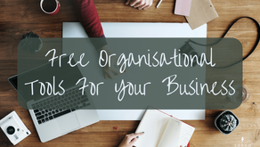 Free Organisational Tools For Your Business
