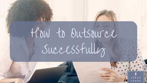How to Outsource Successfully