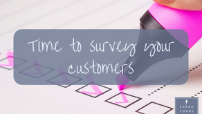 Now's The Time To Survey Your Customers
