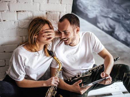 Neu im Angebot: Saxophon und Klarinette