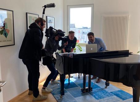 WDR Beitrag: Wegen Corona: Musikschule Zipp wird online betrieben!
