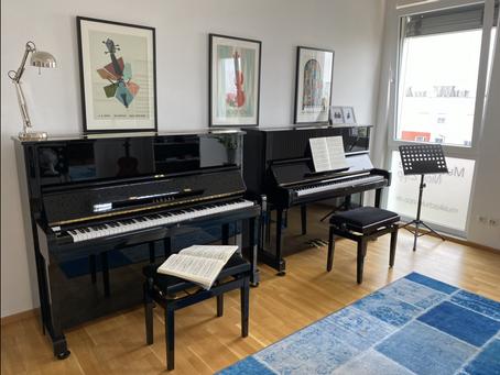 Zwei Klaviere