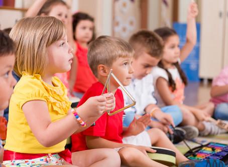 Unsere musikalischen  Früherziehungskurse (MFE) ab August!