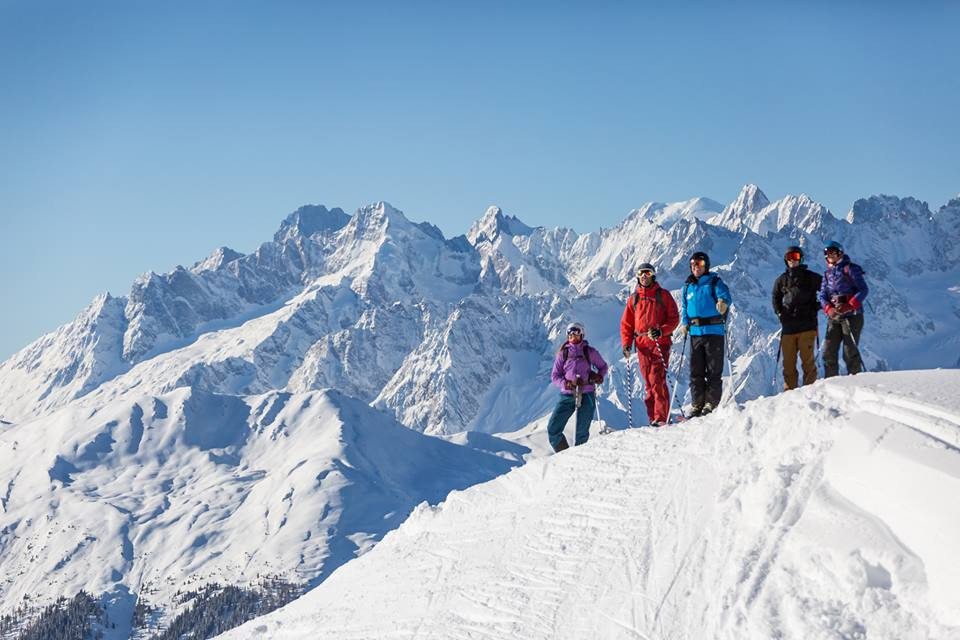 Ski Club of Great Britain Support MSP Films Tour
