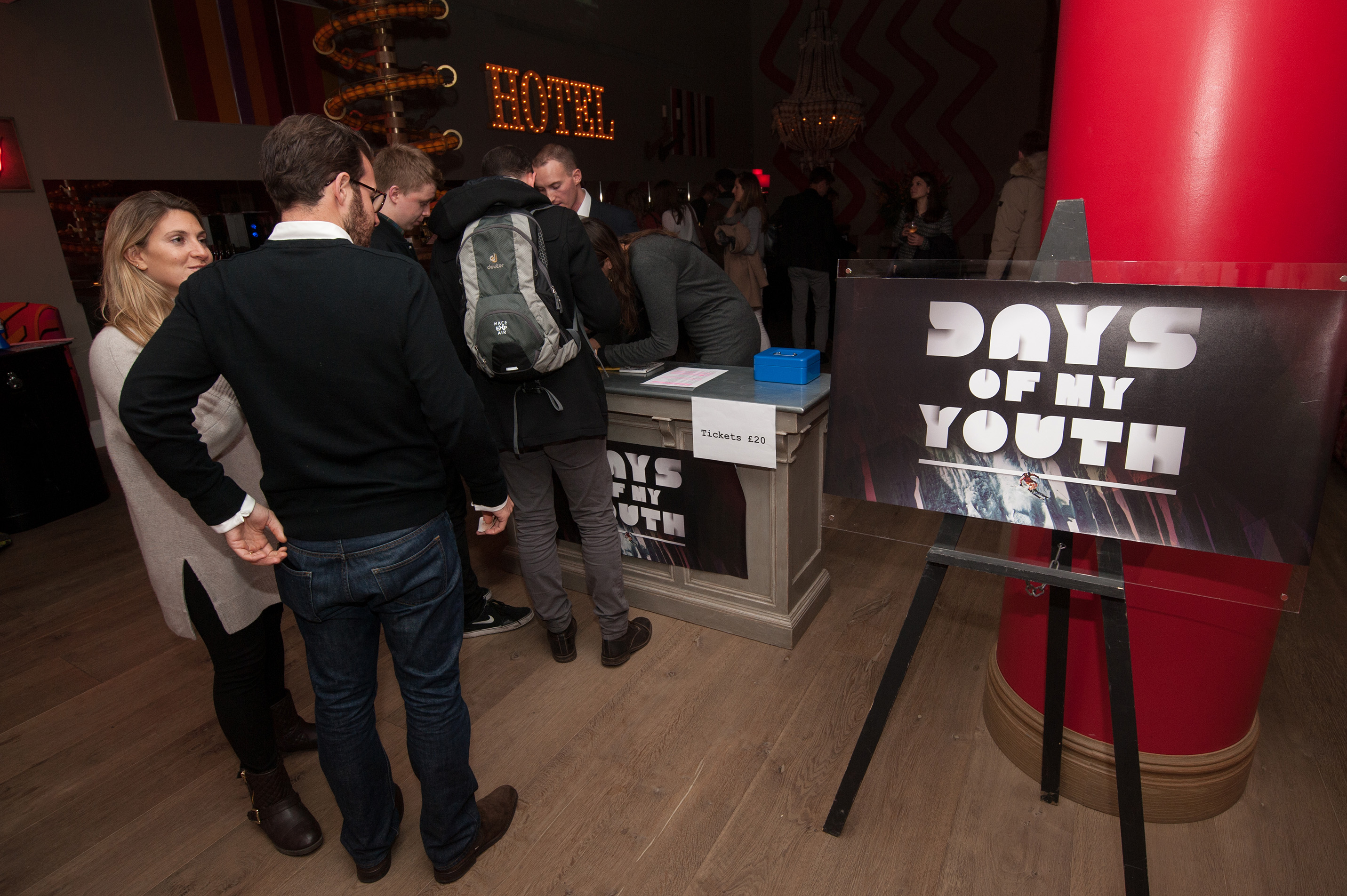 Days of My Youth London 2014