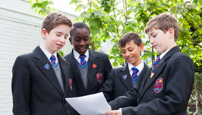 London school pupils invited to enter Four Seasons poster competition