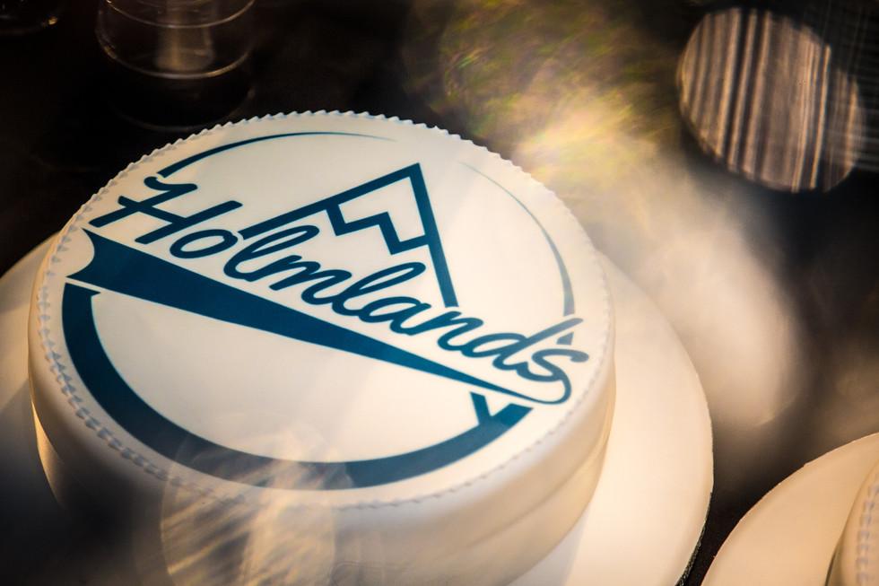 Holmlands Birthday Celebration