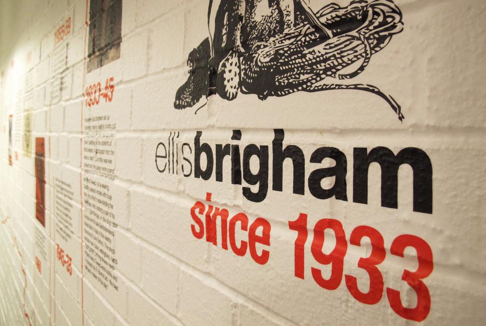 Ellis Brigham Join MSP Films Tour