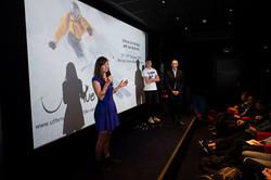 Hoji European Premiere London 2018