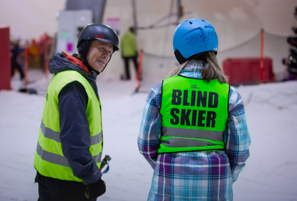 Disability Snowsport UK sign up for social media support